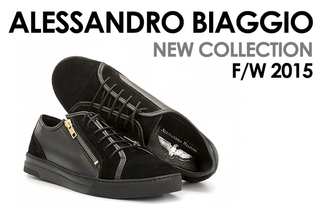 NEW Collection Alessandro Biaggio